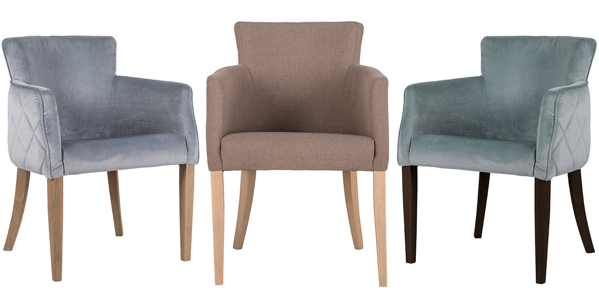 Luxe Sasha Dining Chairs