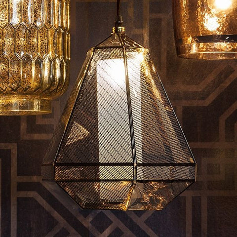 Maddox Pendant Light Industrial contemporary style