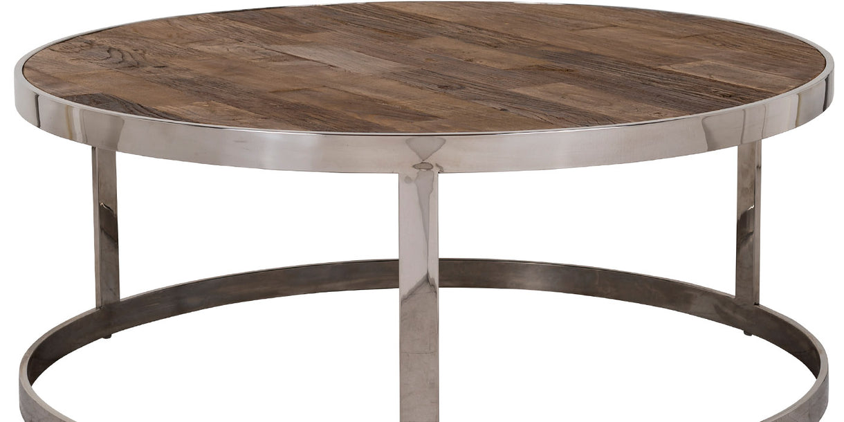 Products Maddox Reclaimed Elm Round Coffee Table Duplicate View  Promote  More actions  Title  Maddox Reclaimed Elm Round Coffee Table