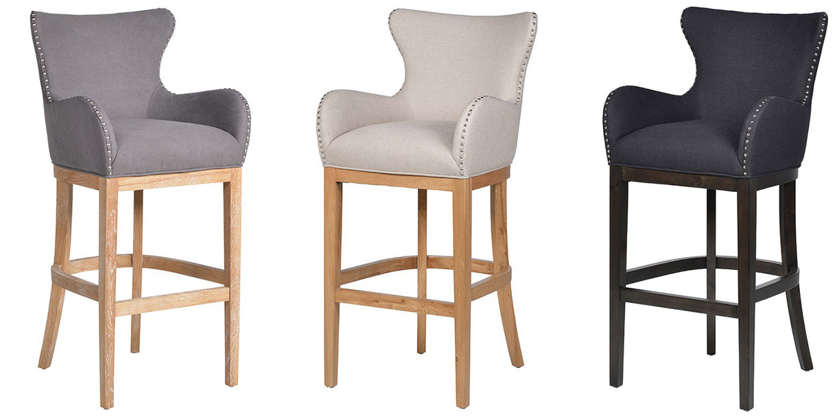 Martley Upholstered Bar Stools