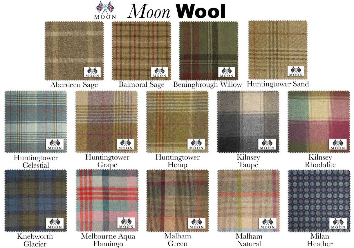 Moon Wool Swatches
