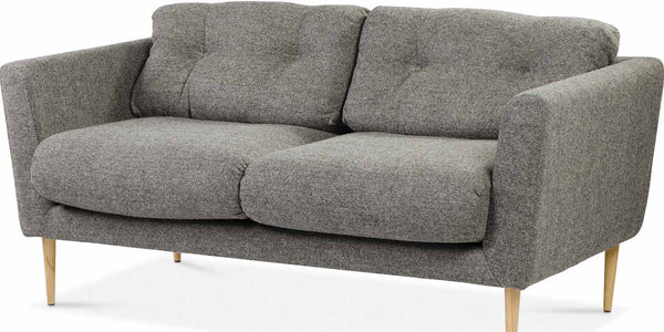 Scandinavian Napier Harris Tweed Sofa