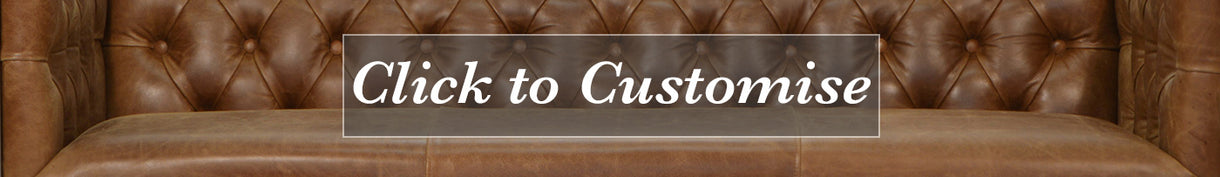 Otto Industrial Chester Club Sofa Customise