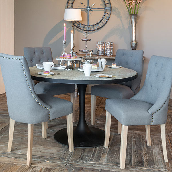 Oxford Round Dining Table