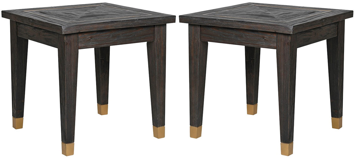 Pimlico Elm Side Tables