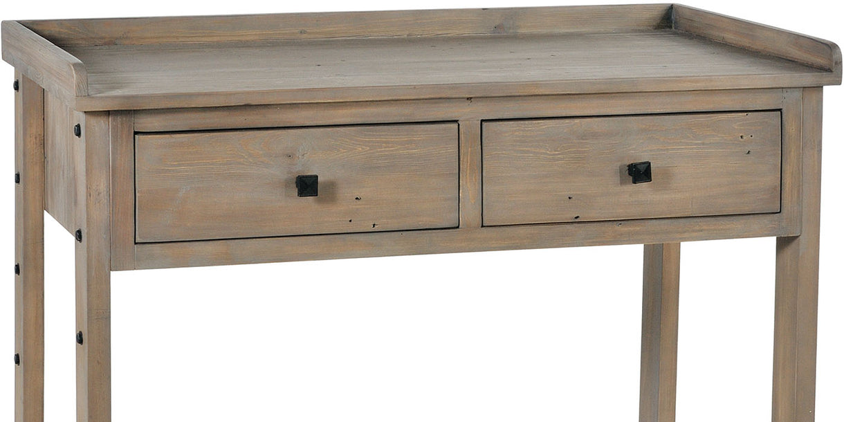 Quinton Reclaimed Wood Console Table