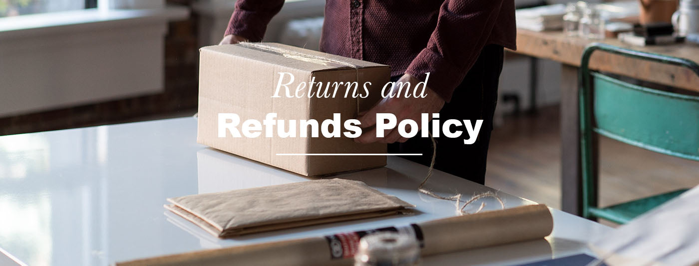 Returns and Refunds Modish Living