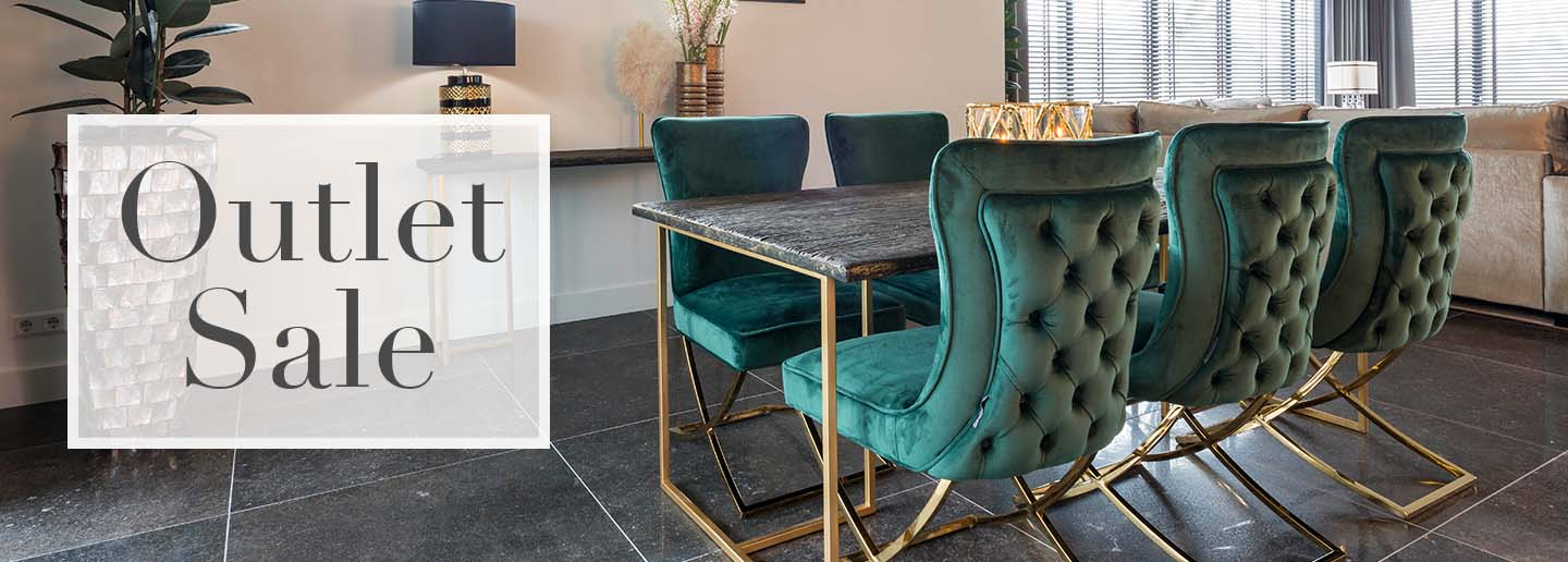 Belfort Dining Table and Console Table
