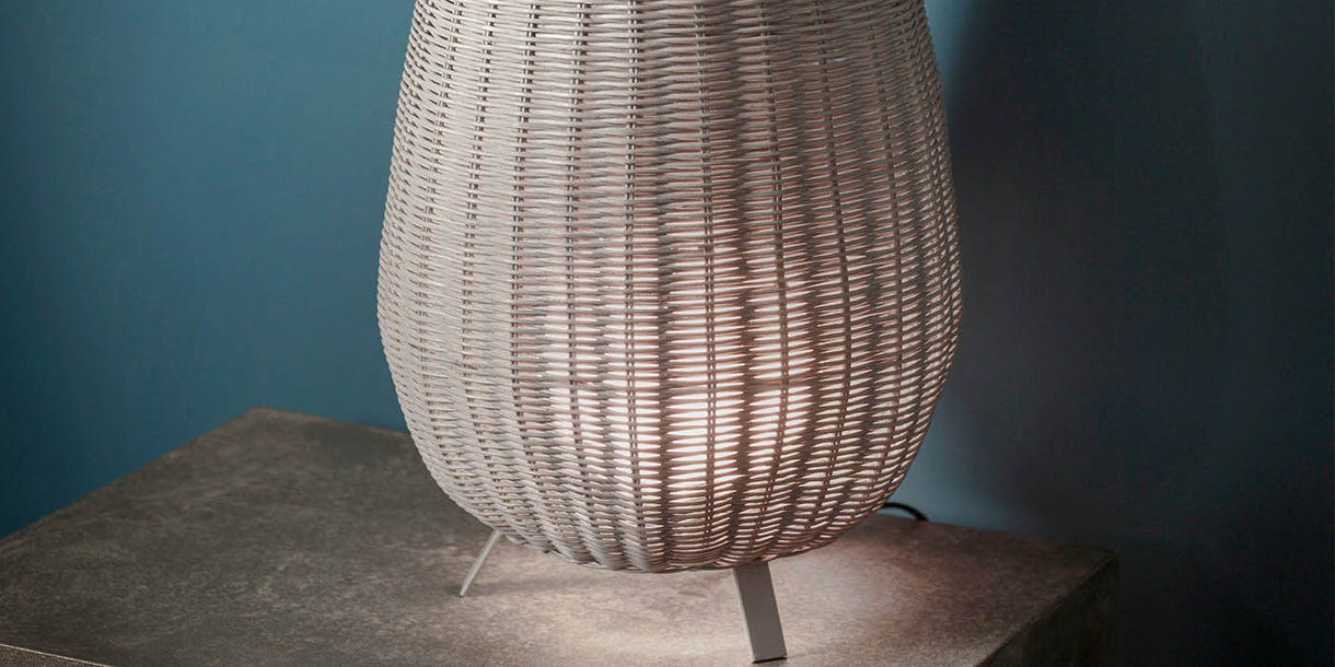 Sassa Table Lamp on Bedside