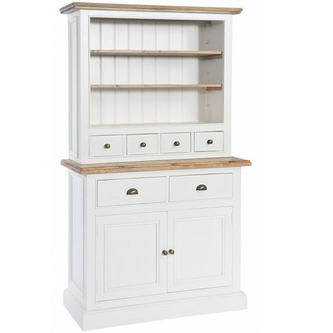 Savannah Reclaimed Wood Medium Kitchen Dresser