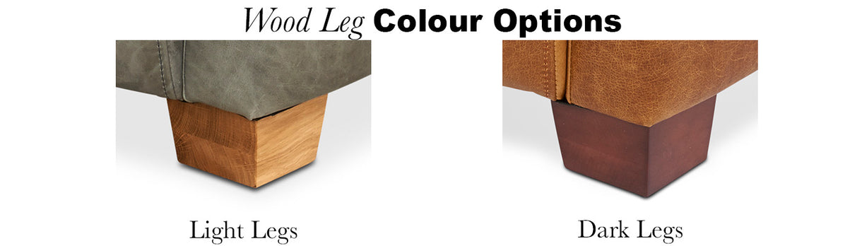 Sofa Leg Bespoke Options