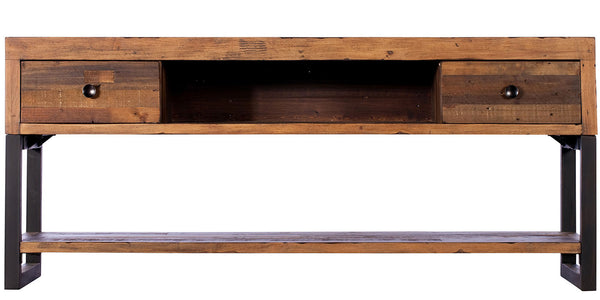 Standford Reclaimed Wood TV Unit