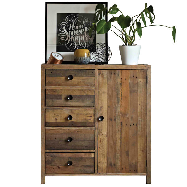 Standford Reclaimed Wood Century Chest of Drawers