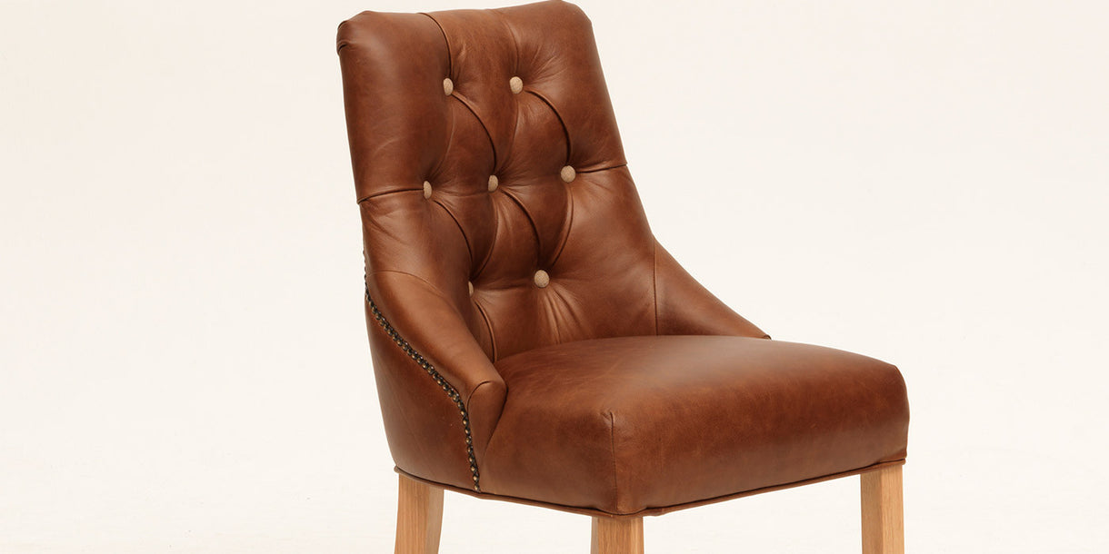 Stanton Cerato Leather Dining Chair