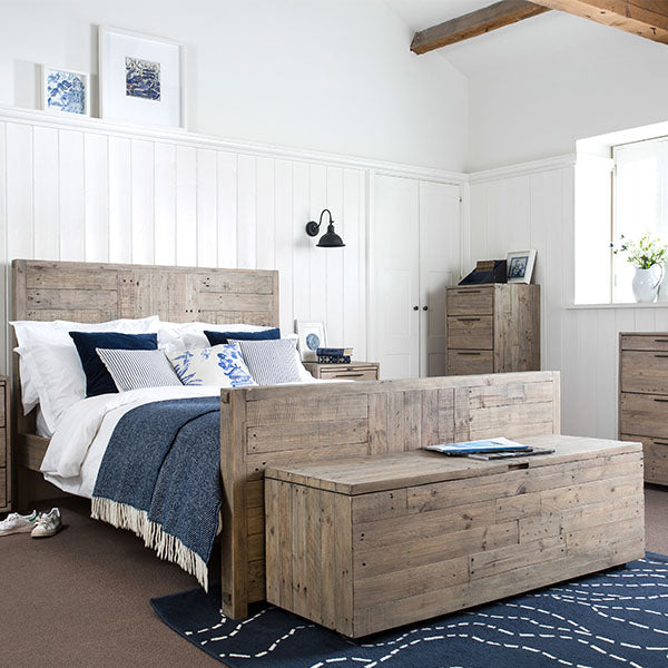 Thornton Reclaimed Wood Bedroom Furniture