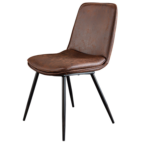 Tilde Faux Leather Dining Chair