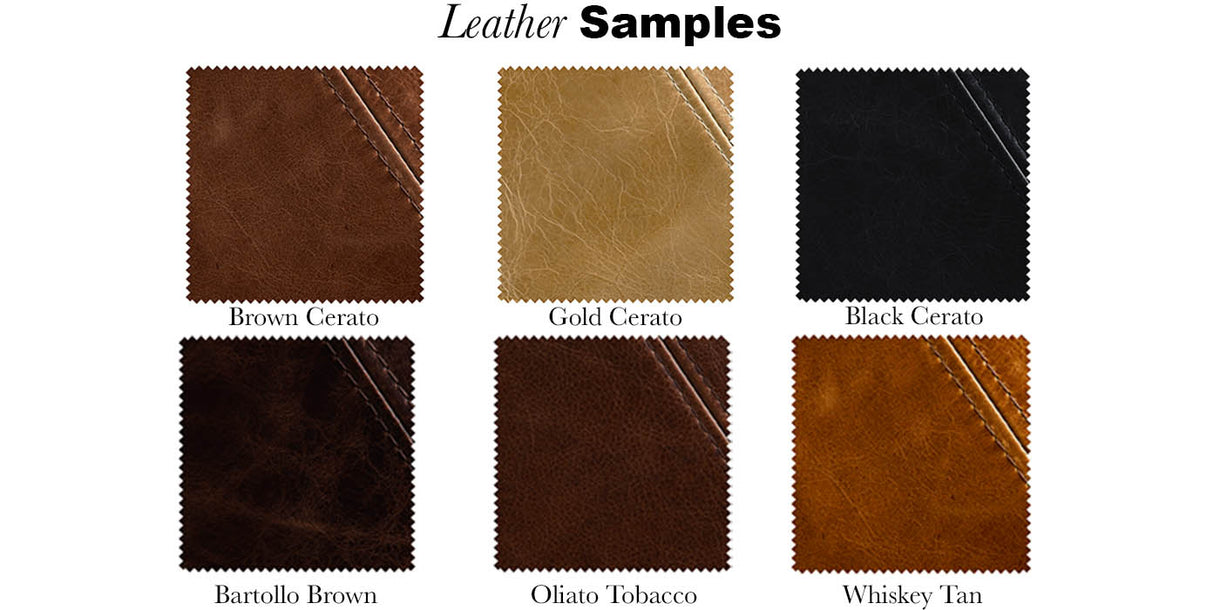 Padstow Leather Options