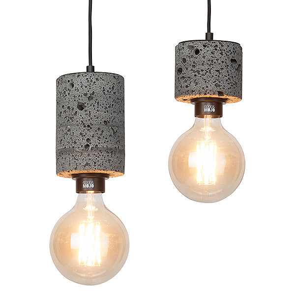 Rock Pendant Light