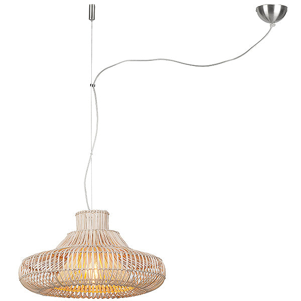 Wicker Hariam Pendant Light