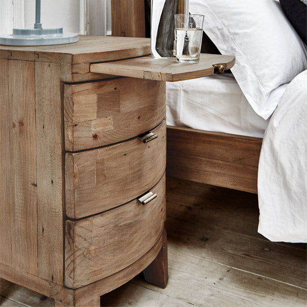 Winchester Reclaimed Wood Bedside