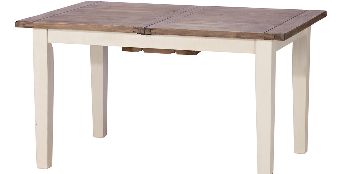 Worcester Reclaimed Wood Extendable Dining Table