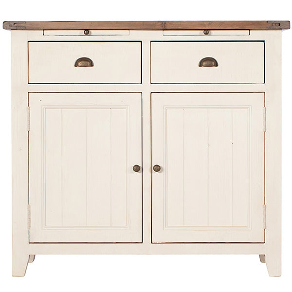 Worcester reclaimed wood sideboard