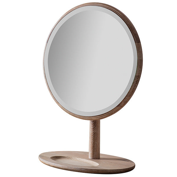 Wycombe Oak Dressing Mirror
