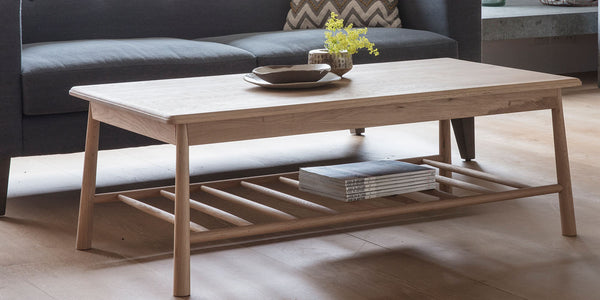 Wycombe Oak Rectangle Coffee Table