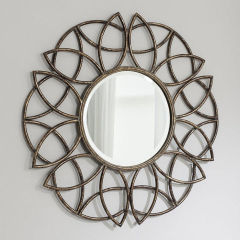 Lily Wall Mirror with details