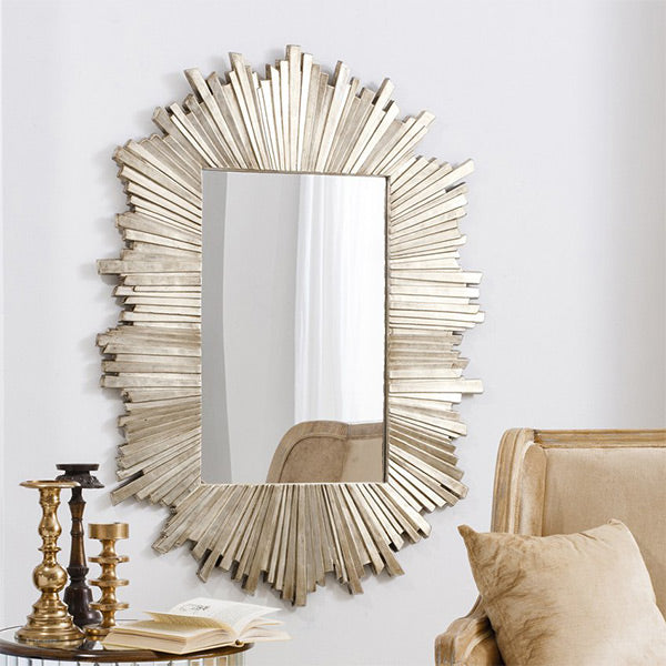 Celestial Gold Wall Mirror