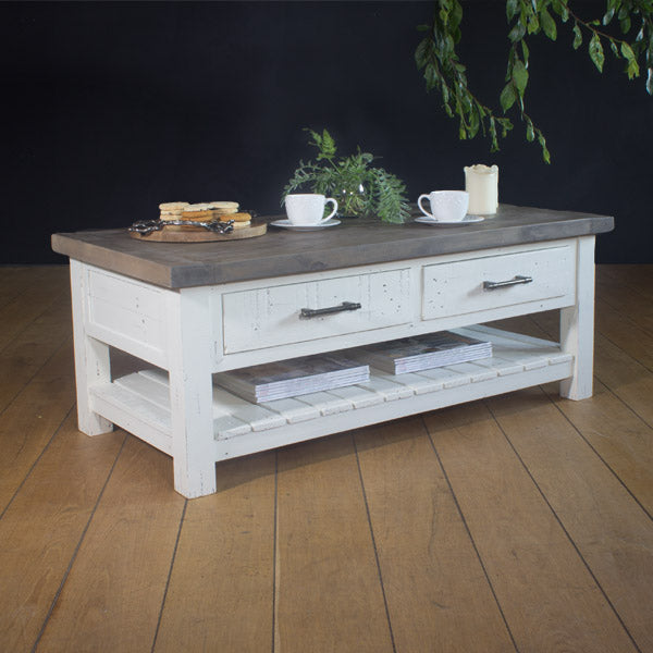 Dorset Reclaimed Wood Coffee Table