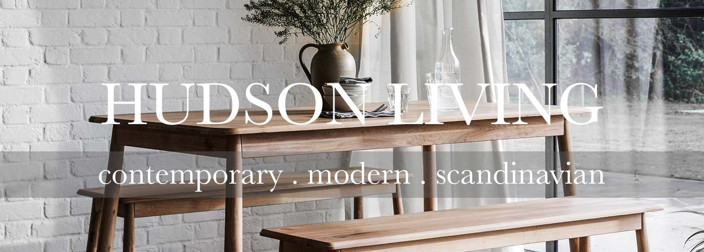 Hudson Living Oak Furniture Range