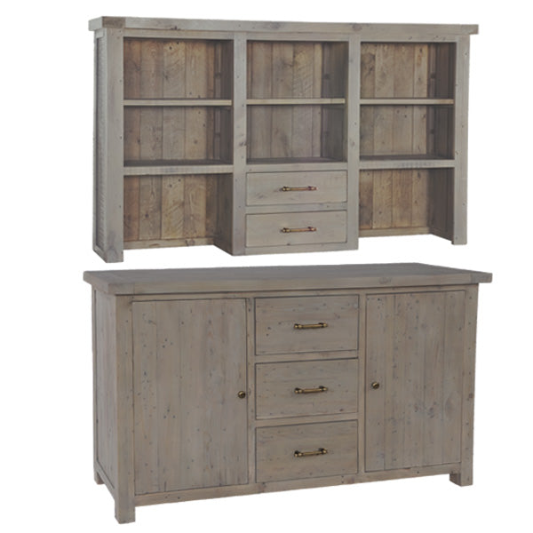 Farringdon Reclaimed Wood Dresser