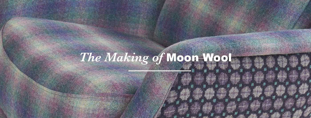 Moon Wool armchair product detail