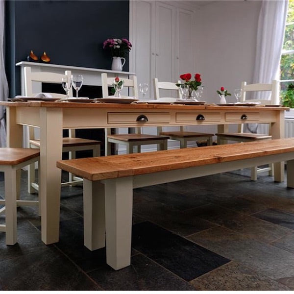 Provence Reclaimed Wood Dining Table