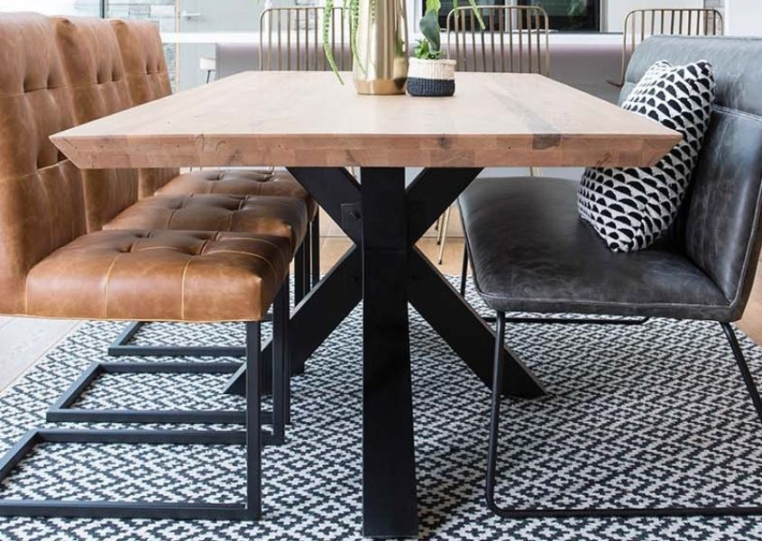 Why Opt For A Spider Leg Dining Table For Christmas Modish Living