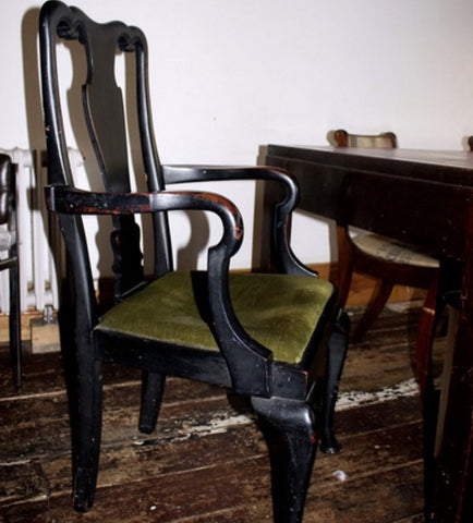 Vintage Chair used in cafe in hove