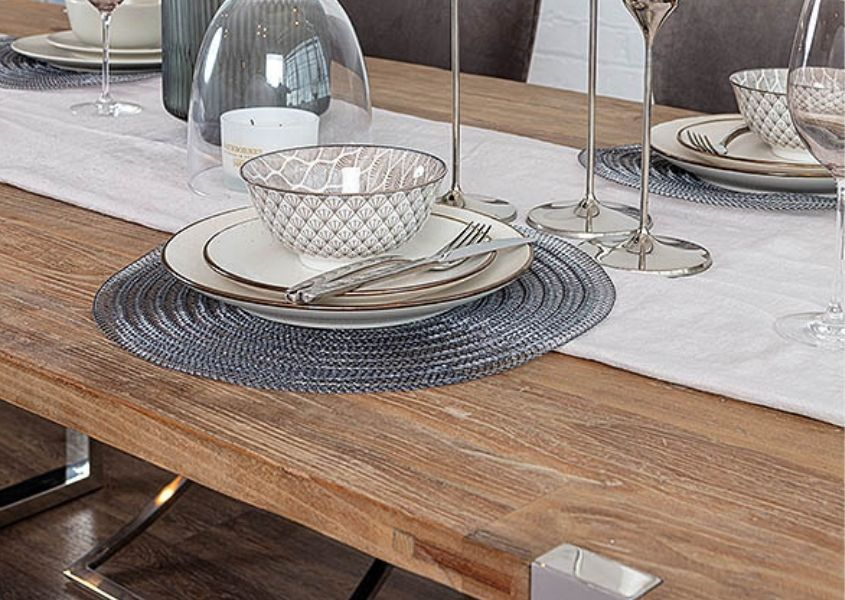 reclaimed wood dining table for which would is best for a dining table blog