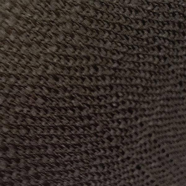 Close up of Fabric of the Alicia Black Upholstered Dining Chair