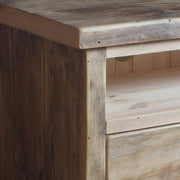Beam Reclaimed Wood TV Unit Natural