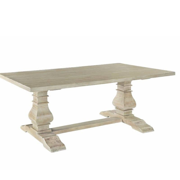 Boston Reclaimed Wood Monastery Dining Table