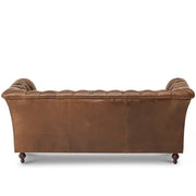 Caesar 2 Seater Chesterfield Sofa Back