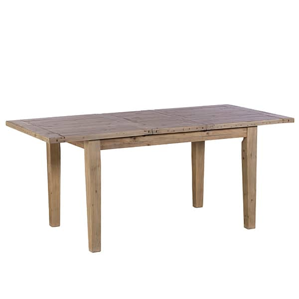 Chelwood Reclaimed Wood Extended Dining Table