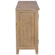 Chelwood Large Reclaimed Wood Sideboard Side