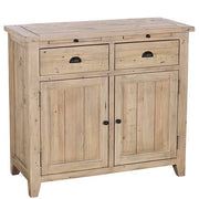 Chelwood Medium Reclaimed Wood Sideboard Cutout