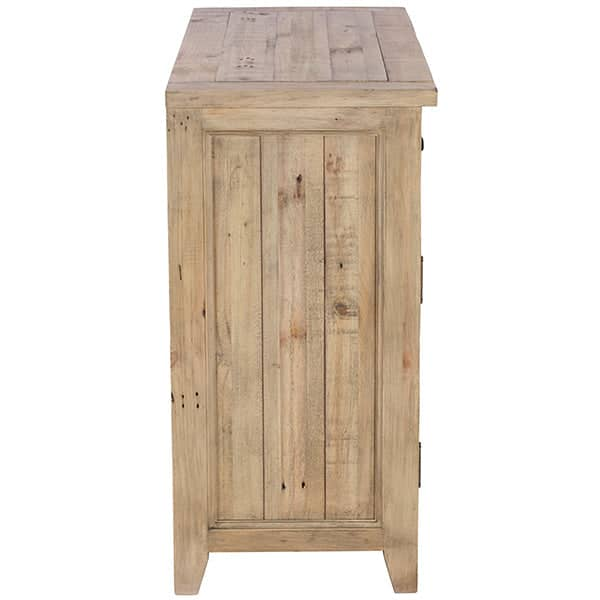 Chelwood Medium Reclaimed Wood Sideboard Side