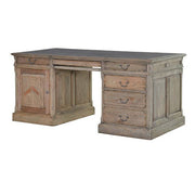 Colette Reclaimed Wood Writing Desk - Modish Living