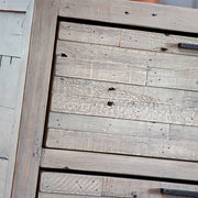 Dulwich Small Reclaimed Wood Chest of Drawers Closeup