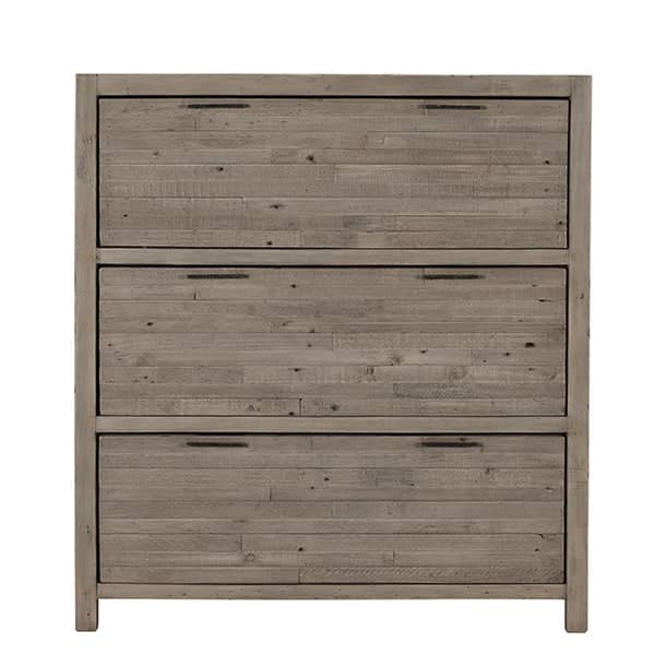Dulwich Small Reclaimed Wood Chest of Drawers