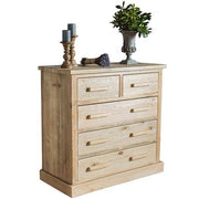Bremnes Reclaimed Wooden Chest Of Drawers